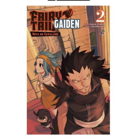 Fairy Tail Gaiden Rota do Cavaleiro #02