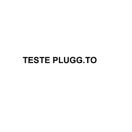 teste PluggTo