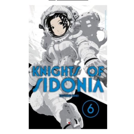Knights of Sidonia #06