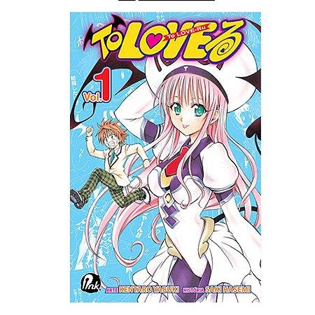 To Love-Ru #01