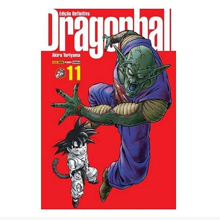 Dragon Ball - 11 - Edição Definitiva (Capa Dura)