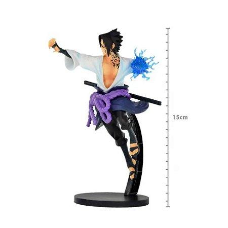 Boneco Uchiha Sasuke - Vibration Stars