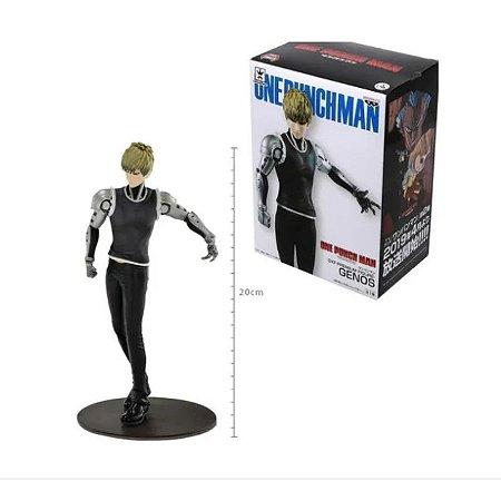 One Punch-man Dxf-premium Figure Genos-Banpresto