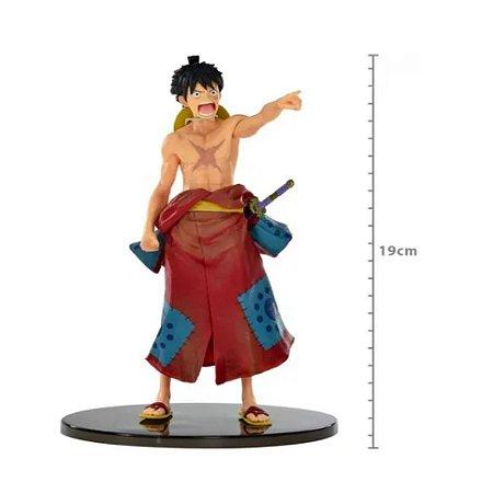 Banpresto World Figure Colosseum - Luffy