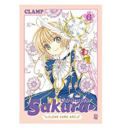 Cardcaptor Sakura Clear Card Arc #06