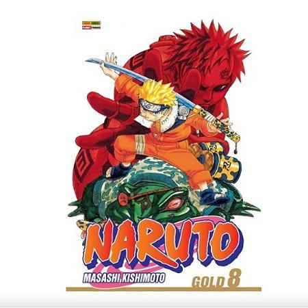 Naruto Gold - 08