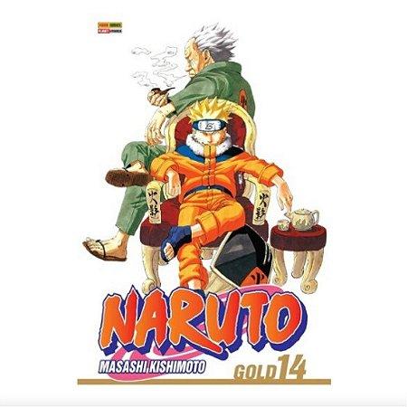 Naruto Gold - 14