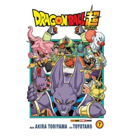 Dragon Ball Super - 07