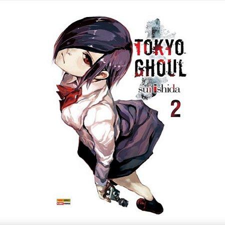 Tokyo Ghoul - 02