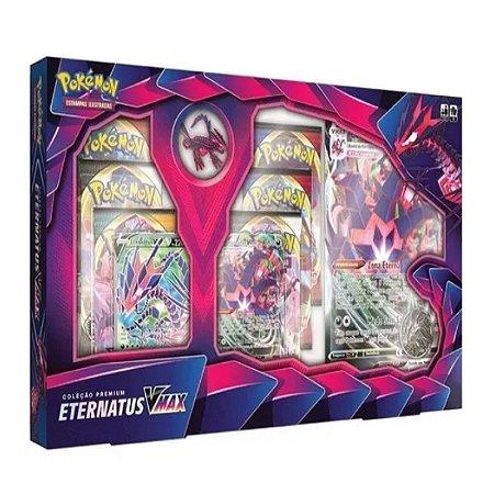 Pokemon Box Coleção Premium Eternatus V