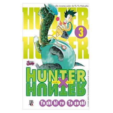 Hunter X Hunter #03