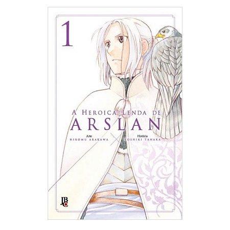 A Heroica Lenda de Arslan #01