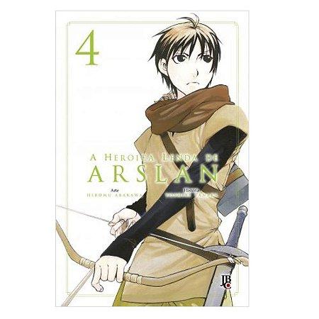 A Heroica Lenda de Arslan #04