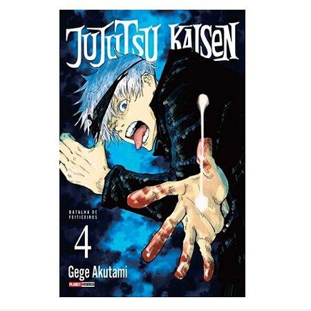 Jujutsu Kaisen - Batalha de Feiticeiros - 04