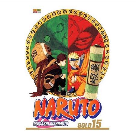 Naruto Gold - Volume 15
