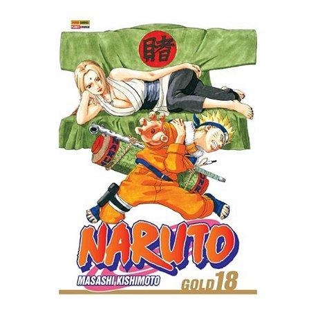 Naruto Gold - 18