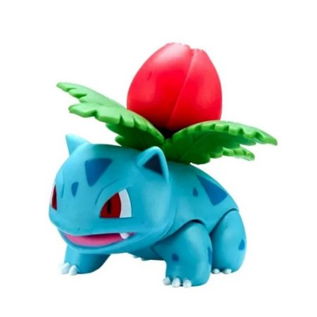 Pokémon - Mini Figura Articulada - Ivysaur