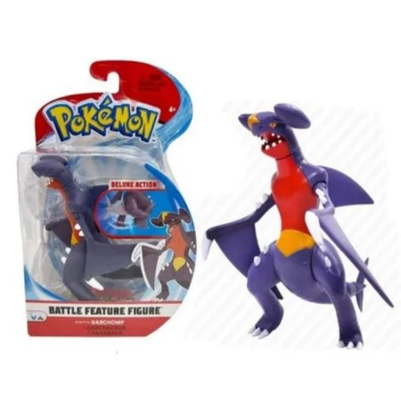 Pokémon - Figura Articulada - Garchomp