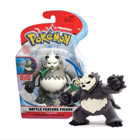 Pokémon - Figura Articulada - Pangoro