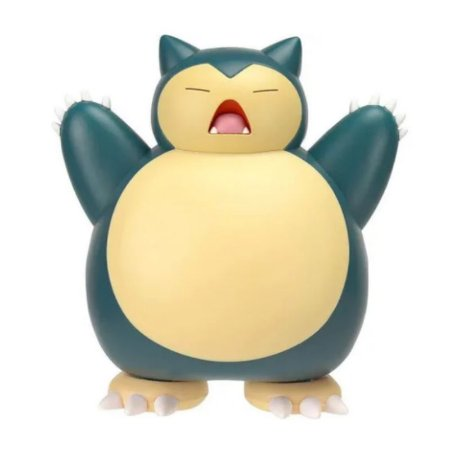 Pokémon - Figura Articulada - Snorlax