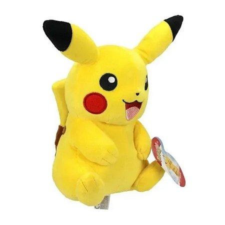 """Pokémon Pikachu 8"""" - Pelúcia colecionável"""