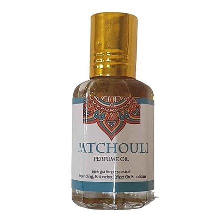 Perfume Pachouli Goloka 10ml