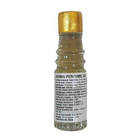 Perfume Jasmim Nag Champa 3ml
