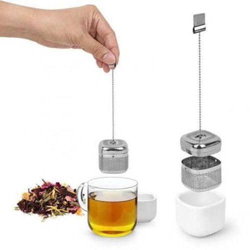 Infusor de Chá Umbra com Porta Infusor - 2 peças