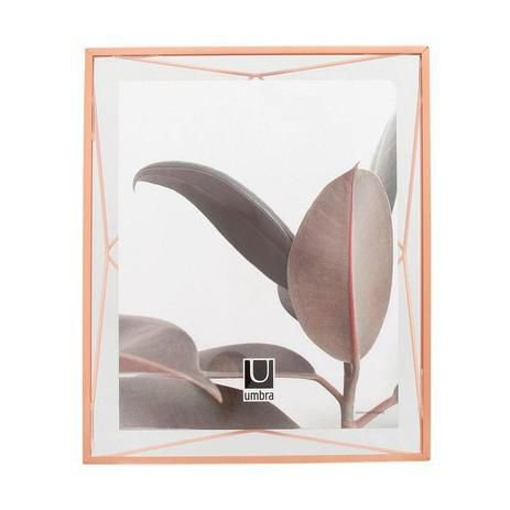 Porta Retrato Umbra Prisma Rosé - 20x25cm