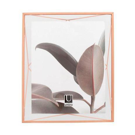 Porta Retrato Umbra Prisma Rosé - 10x15cm