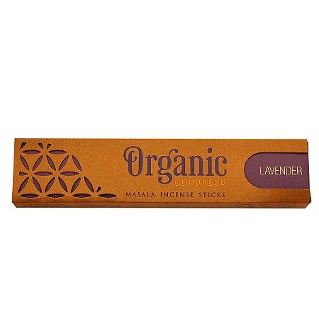 Incenso Organic Goodness Lavanda