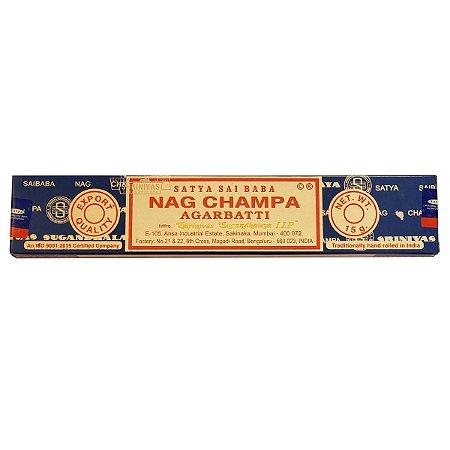 Incenso Satya Sai Baba Nag Champa