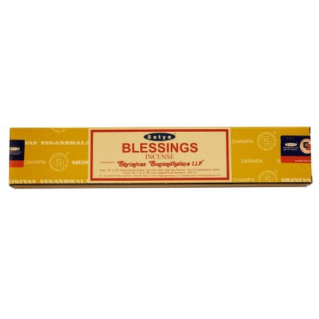 Incenso Satya Blessings