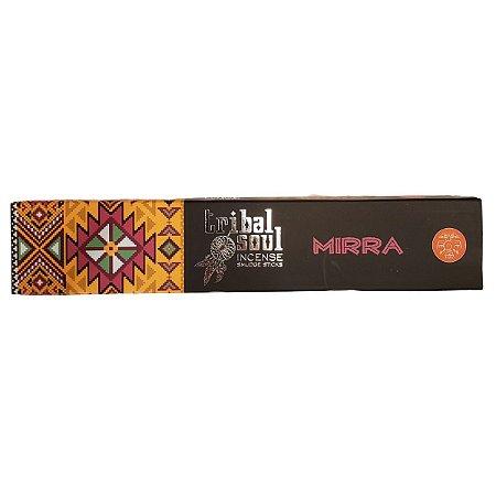 Incenso Tribal Soul Mirra