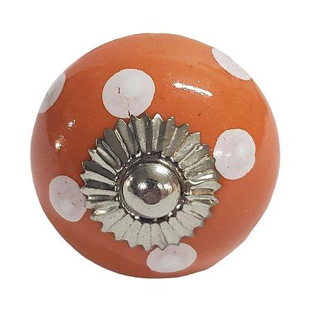 Puxador Cerâmica Indiano Modelo 16
