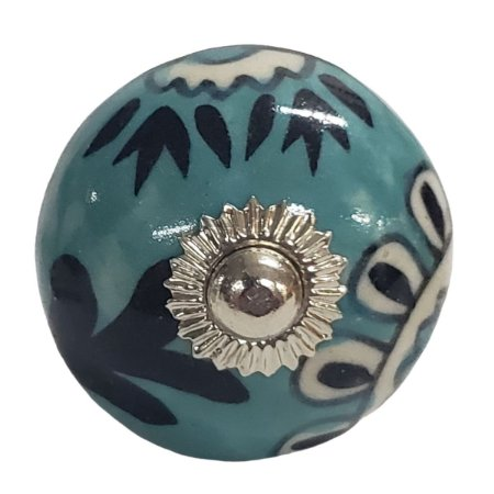 Puxador Cerâmica Indiano Modelo 54