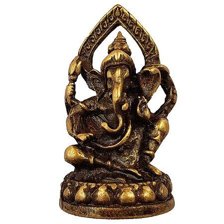 Miniatura Ganesha 7cm