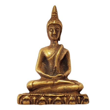 Miniatura Buda Sidarta (Modelo 1) 7cm
