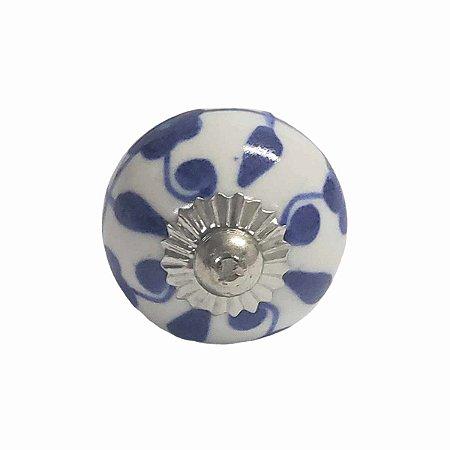 Puxador Cerâmica Indiano Pequeno (Modelo 33)