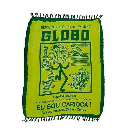 Canga de Praia 100% Viscose - Biscoito Globo 1,60mx1,10m
