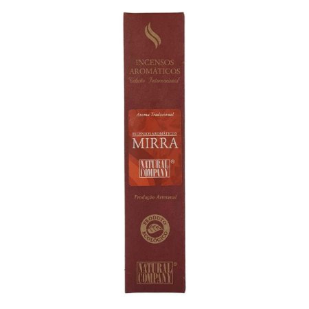 Incenso Natural Company Mirra