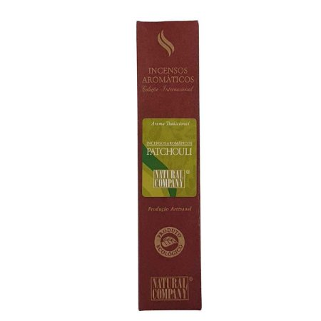 Incenso Natural Company Patchouli