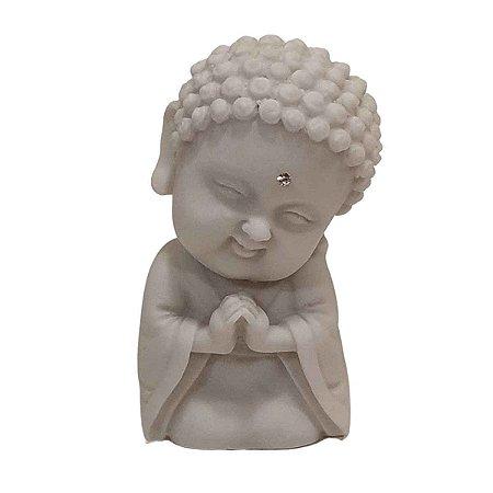 Estátua Budinha de Pó de Mármore (Modelo 4)
