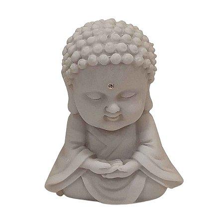 Estátua Budinha de Pó de Mármore (Modelo 5)