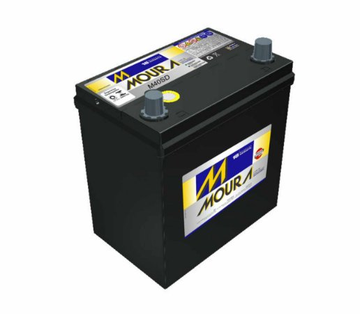 Bateria Moura M40SD 40 Ah