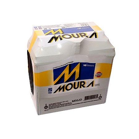 Bateria Moura M50JD / M50JE 50 Ah