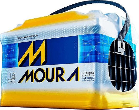 Bateria Moura M75LD / M75LX  75 Ah