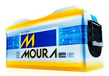 Bateria Moura M90TD / M90TE 90 Ah
