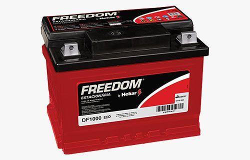 Bateria Estacionária Freedom DF1000 60 Ah