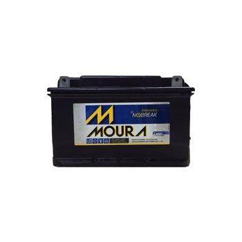 Bateria Estacionária Moura 12MN 63 Ah.